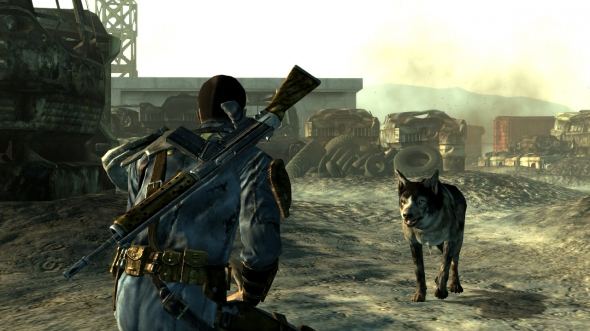 Header: Fallout 3 - Welcome to the Wasteland!