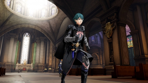 Fire-Emblem-Three-Houses-Kloster-Akademie