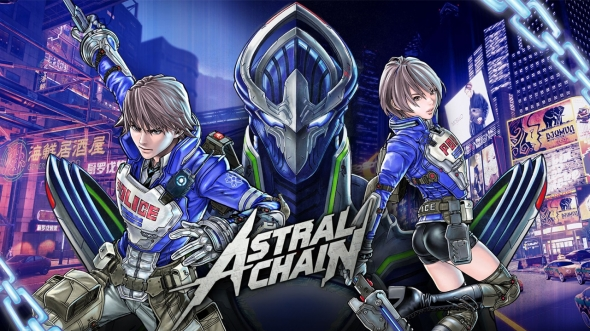 Header: Astral Chain Review - sfa