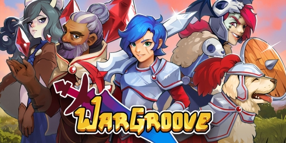 WarGroove-Title