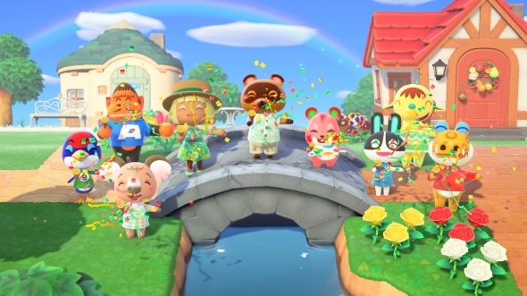 Header: Animal Crossing: New Horizons Review - Inselleben