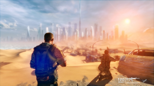 Header: Spec Ops: The Line - Die Definition von FUBAR