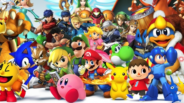 Header: Super Smash Bros. for Wii U im Test - Perfektes Chaos