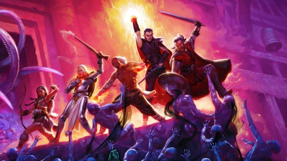 Header: Pillars of Eternity im Test! - Das neue Baldur's Gate?