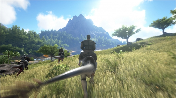 ARK-Survival-Evolved-Reiten