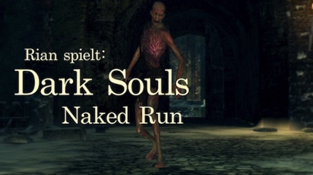 dark souls naked run 20 dark souls overtime. Black Bedroom Furniture Sets. Home Design Ideas